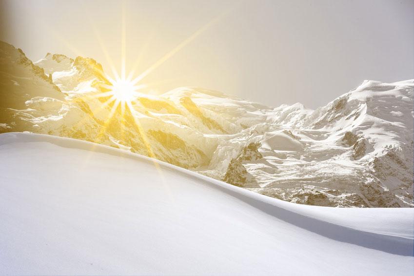 Schweiz – wunderbare Berglandschaften
